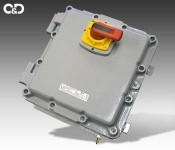 Zone 1 & 2 Isolators - ATEX Certified Isolators, 40Amp, 4P + 2E/B