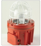 Zone 1 Beacon Warning Lighting, Hazardous Area (ATEX) - Ex de - Petrel 610 Beacon / Warning Light