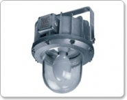 Zone 1 Wellglass - Ex d e Luminaire, Hazardous Area - Chalmit 261