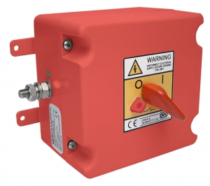 Craig & Derricott Isolator 6 Pole DCR406LUL10