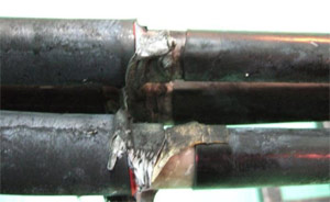 3 Core Cable Joints
