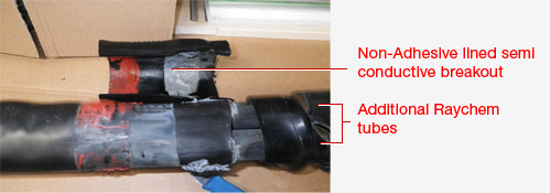 11kV XLPE Cable Joint