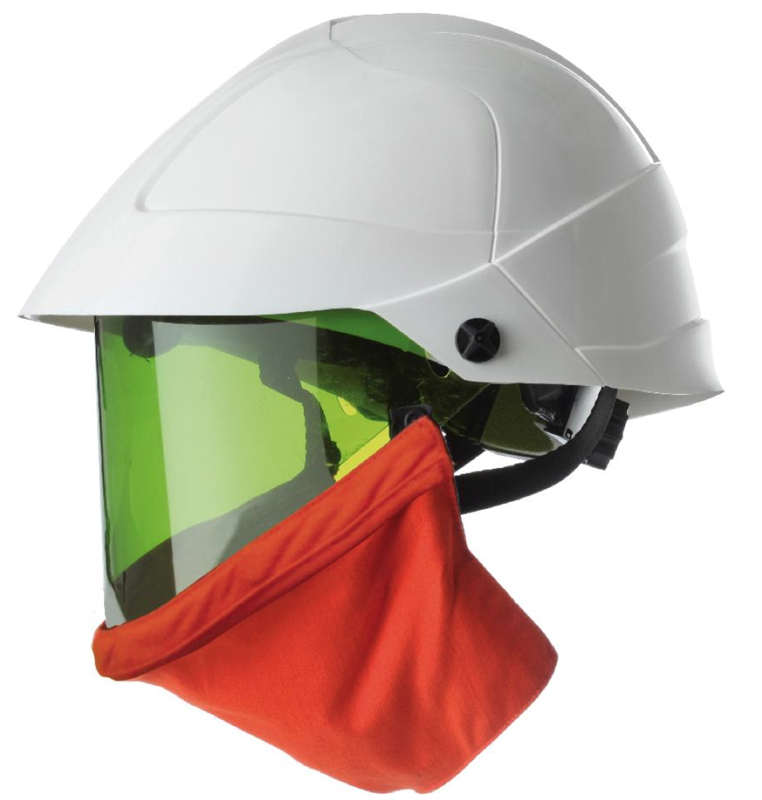 Catu Helmets - Arc Flash Face Shields, Clothing & PPE Protection