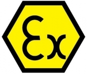 Zone 1 Bulkhead - Hazardous Area Lighting ATEX Certified