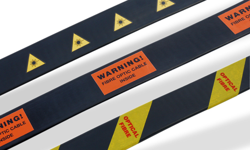 Silver Fox Warning Labels & Signs