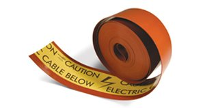 Tape Tile - Underground Cable Protection Cable Tapetile