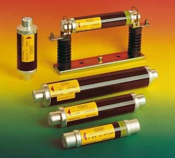 HV High Voltage Fuses - SIBA