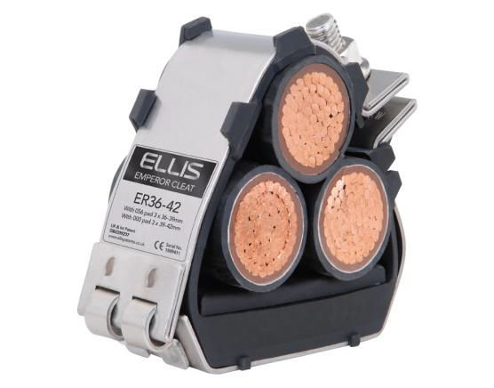 Ellis Patents Cable Cleats - DNV Approved