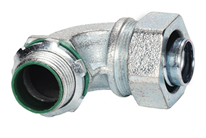 SEPCO Malleable Iron 90 Liquidtight Connectors