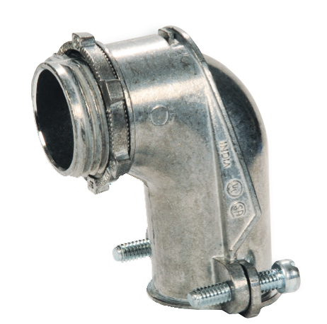 SEPCO Zinc 90� Cable Connectors