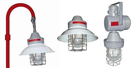 FEAM EVAC-FL Zone 1 Zone 2 Hazardous Area Lighting ATEX