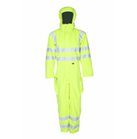Flameking FK09 Coverall Protective Waterproof Clothing