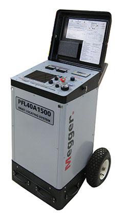 Megger-PFL40A1500-Cable-Fault-Detector