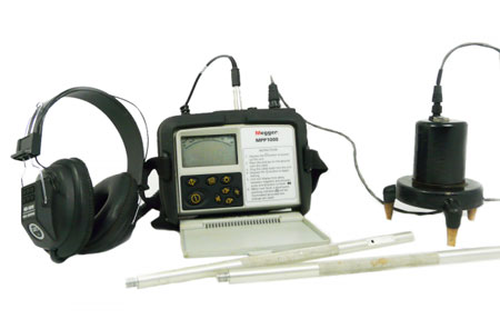 Megger MP1000 Pinpointer Cable Fault Locator