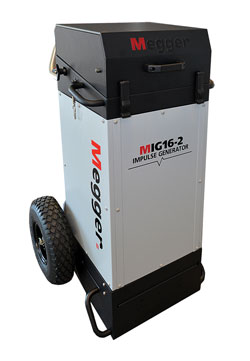 Megger 15kV Portable Impulse Generator