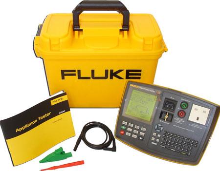 Fluke 6500 Portable Appliance Tester - PAT Tester