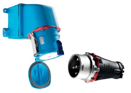 Marechal DS9 Metal Plugs & Sockets