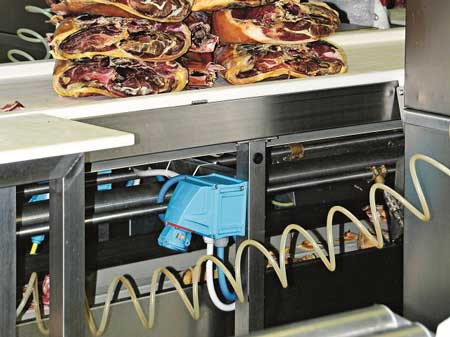 Marechal DSN Plugs and Sockets for Food and Beverage Industry