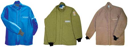 Salisbury Pro-Wear Arc Flash Coats