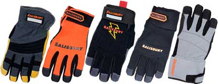 Salisbury Electrical Safety Work Gloves
