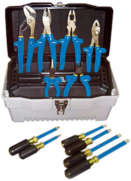 Salisbury Non-Sparking & Non-Magnetic Safety Insulated Tools