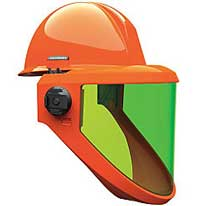 Salisbury AS2000HAT Arc Flash Face Shield