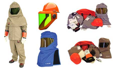 Salisbury Arc Flash Protection Clothing-PPE