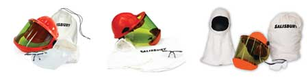 Salisbury Arc Flash Protection AS1000HAT & AFHOOD Kits