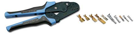 Cembre HF1 Crimpstar Ratchet Crimping Tool