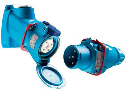 Marechal DSN Industrial Plugs & Sockets
