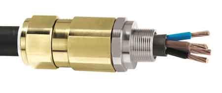 CMP T3-CDS-50S Triton Cable Gland (ATEX)