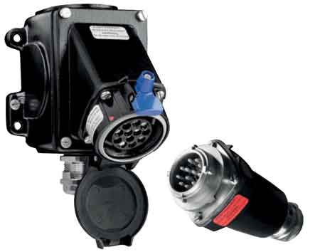 Marechal PXN12C ATEX Plugs & Sockets