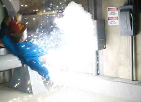 Arc Flash - Electric Arc