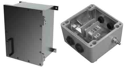 Hazardous area electrical enclosures junction boxes atex - Sealing exterior electrical boxes ...