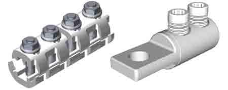 Sicame Mechanical Shearbolt Connectors & Cable Lugs