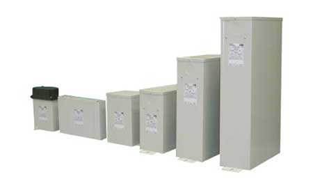 ABB CLMD LV Low Voltage Capacitors