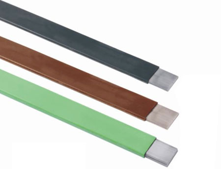 AN Wallis PVC Covered Aluminium Earth Tape