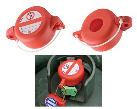 CATU Gas Bottle Lockers