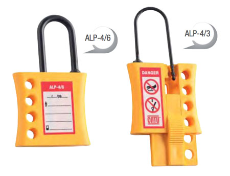 CATU Lockout Tagout Multiple Lockers - All-Plastic Models