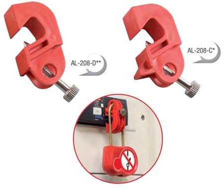 CATU Lockout / Tagout Circuit Breaker Lockers - Medium Size Models