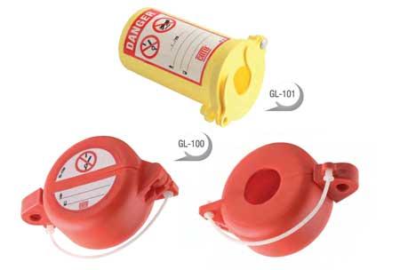 CATU Lockout / Tagout Gas Bottle Lockers - Gas Bottle Models