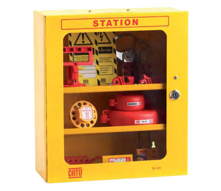 CATU Lockout / Tagout Lockers & Cabinets - Lockout Cabinet