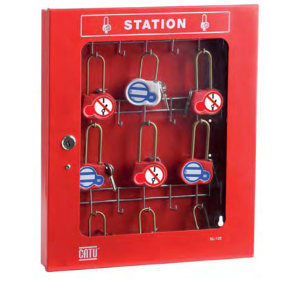 CATU Lockout / Tagout Lockers & Cabinets - Storage Cabinet