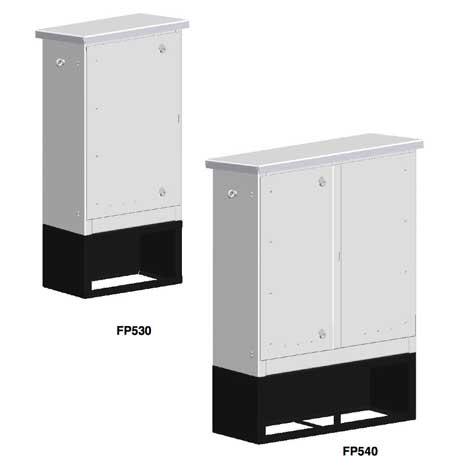 Tofco 500 Series Double Door Feeder Pillars