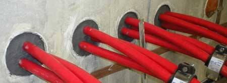 Duct Seals - CSD RISE Cable Duct Sealing