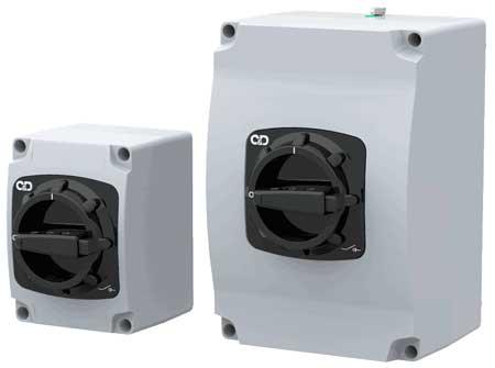 Craig & Derricott ATEX Zone 22 Certified Isolators