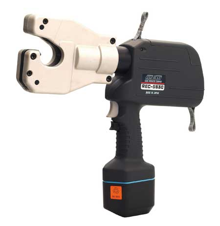 Izumi REC-5630 Battery Operated Crimping Tools up to 500KCM