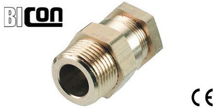 Prysmian Bicon A2 Brass Cable Glands