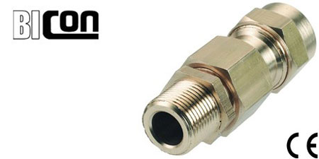 Prysmian CW50 LSF Brass Cable Gland Kit