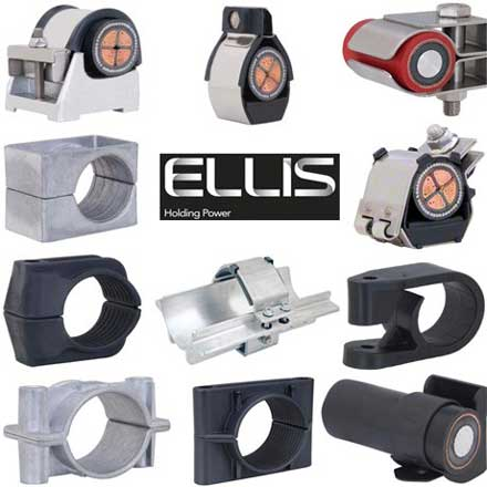 Ellis Patents Cable Cleats